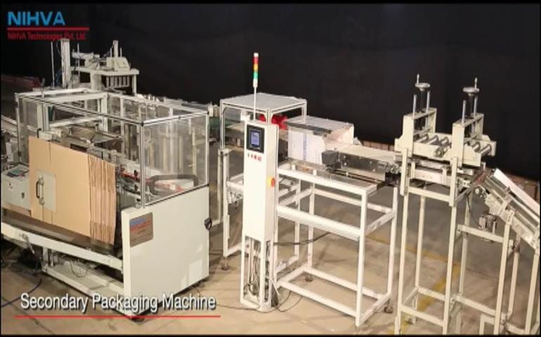 Secondary-Packaging-Automation